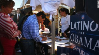 Latino Hispanic Voting Power and Technology