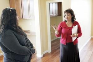 Latina Buying a House
