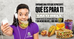 Taco Bell LAtina